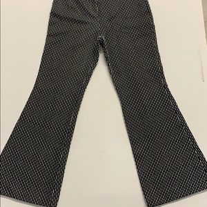 Vintage 60s 70s Stride-A-Way Bell Bottom Pants